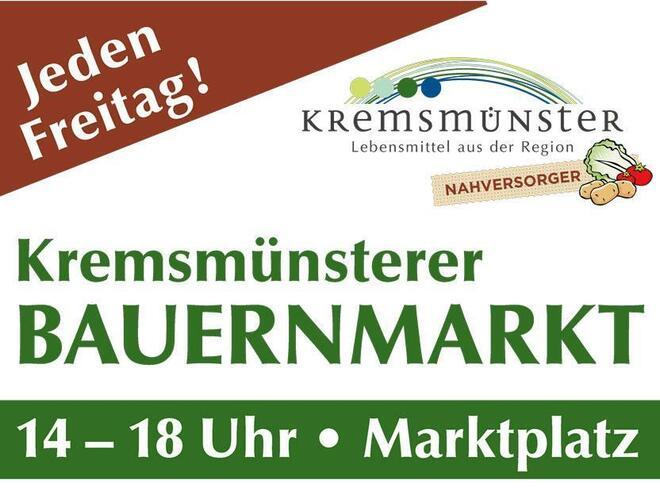 Bauernmarkt Kremsmünster