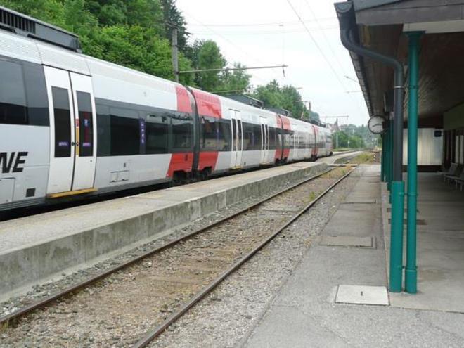 Bahnhof Kremsmünster
