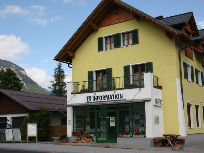 Tourist Information Gosau