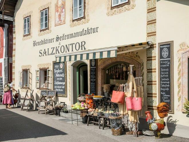 Salzkontor und Benediktiner Seifenmanufaktur