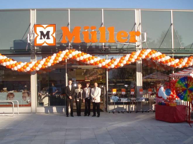 Drogeriemarkt Müller