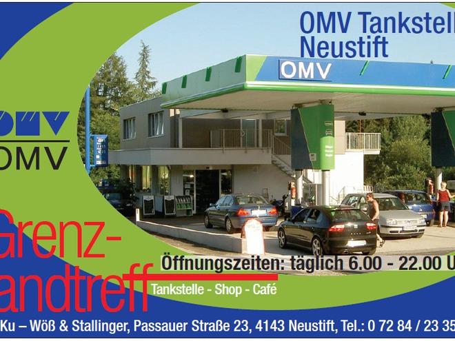 OMV-Tankstelle Neustift