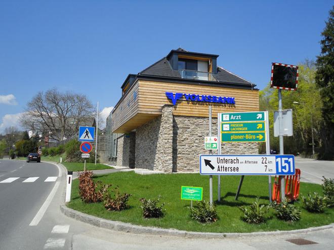 Volksbank Vöcklabruck Gmunden - Geschäftsstelle Seewalchen