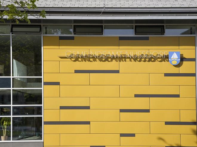 Gemeindeamt Nußdorf am Attersee