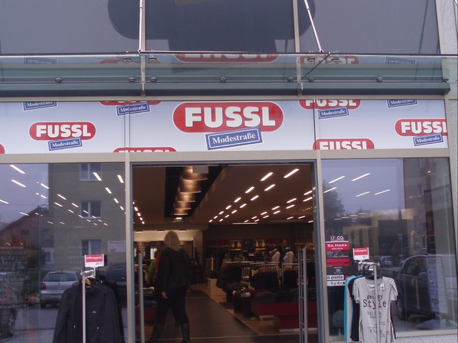 FUSSL fashion street