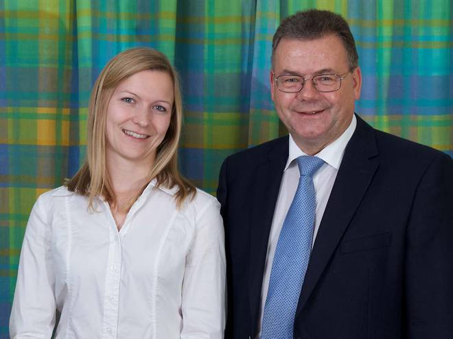 Dr. Alfred Fegerl und Dr. Katharina Fegerl - Medical practitioner