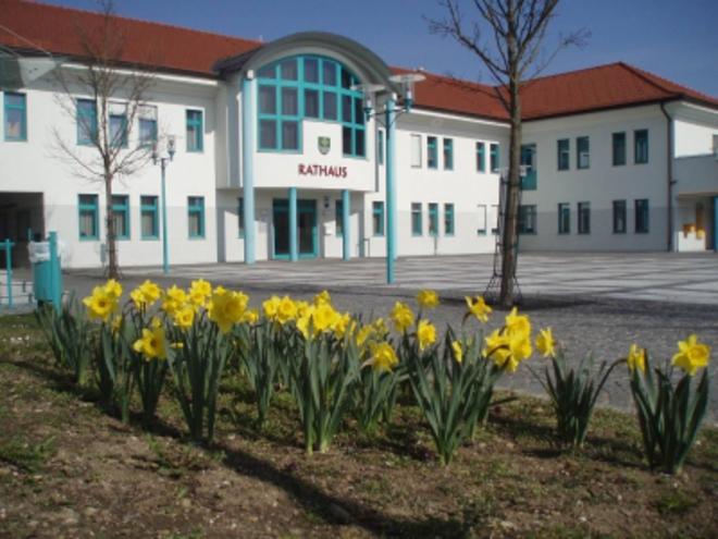 Municipal hall Seewalchen am Attersee