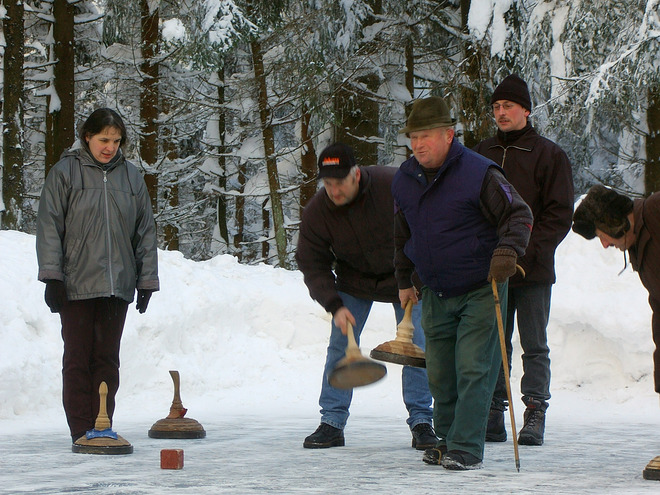 Curling in Altenhof