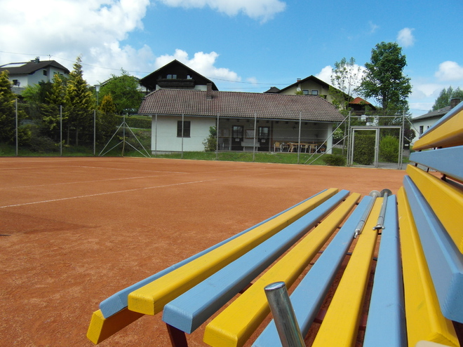 Tennisplatz Sandl