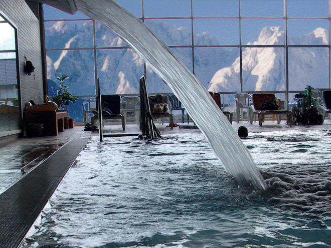 Indoor swimming pool Gosau