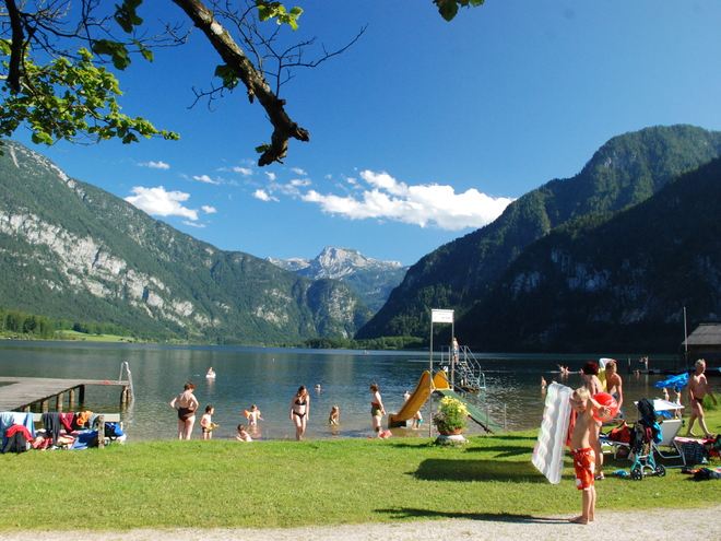 Untersee Lakeside Bathing Area