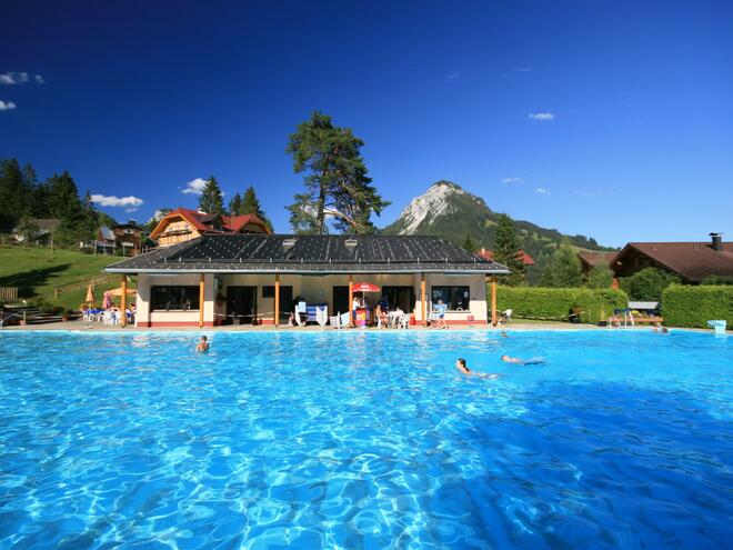 Tauplitz Swimming Pool
