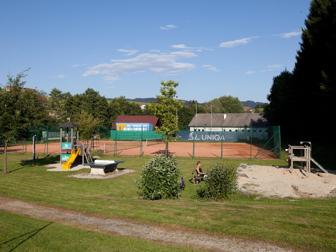 Tennisanlage Neustift