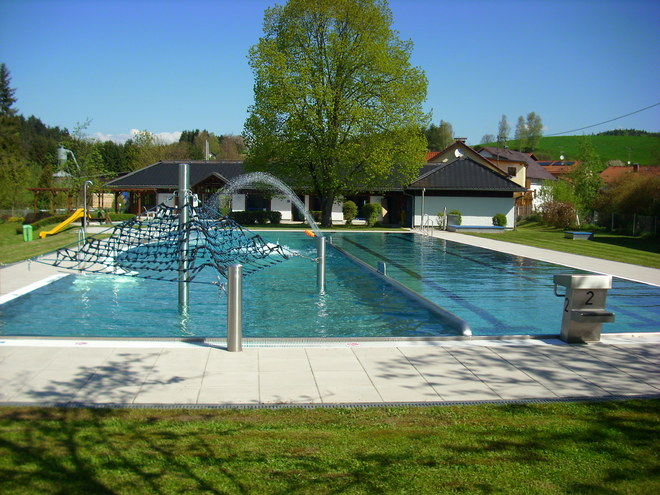 Oberkappel Outdoor Pool