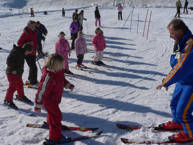 Skilift Neustift (Kinderskilift) - Oberaschenberg