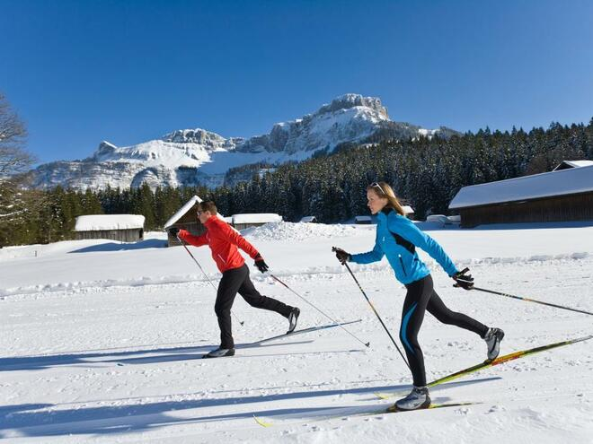 Cross-Country skiing Altaussee
