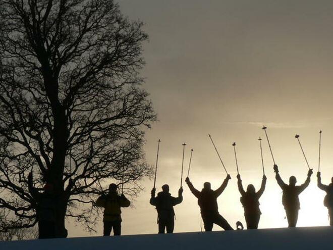 Schneeschuhwanderungen in Faistenau