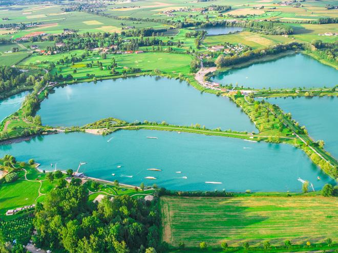 Lakes in Feldkirchen