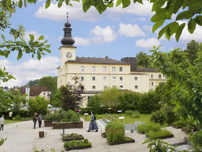 Kurhaus der Marienschwestern Bad Mühllacken