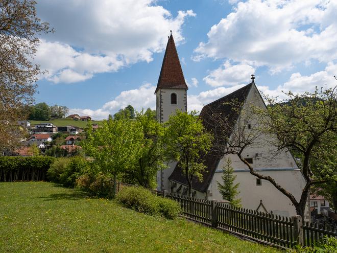 Pfarrkirche Hirschbach im Mühlkreis