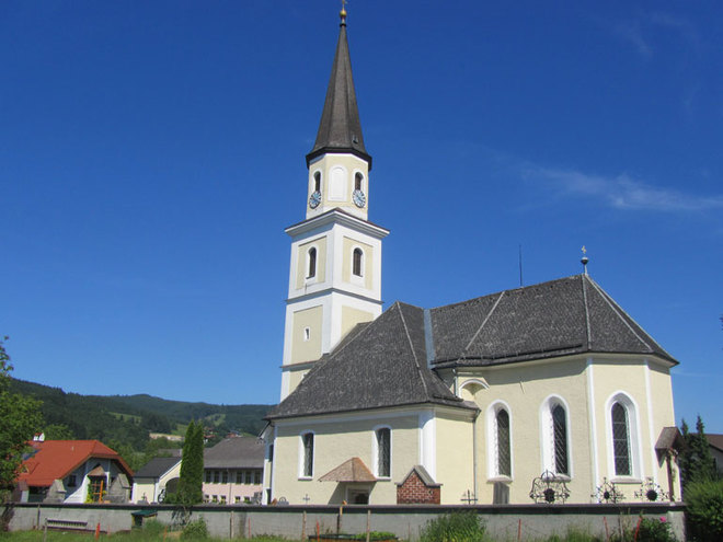 Parish Church of Oberwang