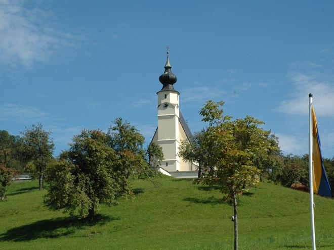 Pfarrkirche zum Hl. Andreas