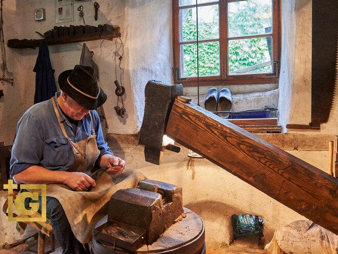 Museumsdorf Trattenbach 'Im Tal der Feitelmacher'