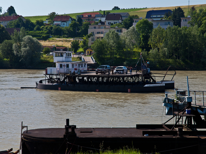 Danube Ferries to Ottensheim