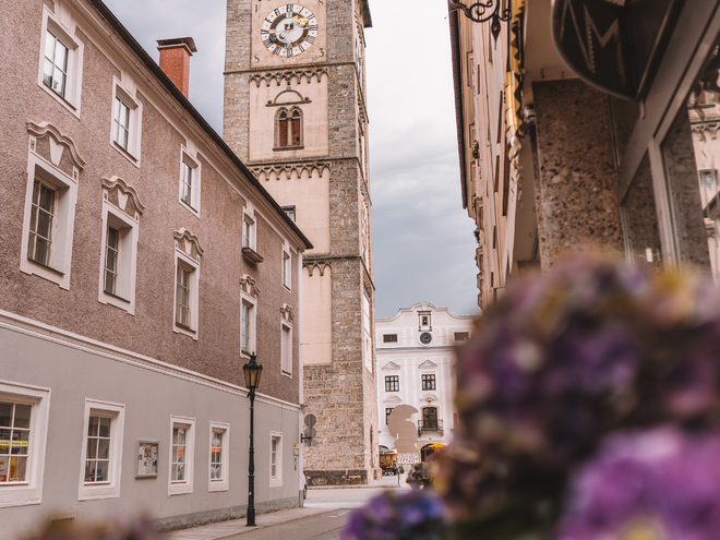 Historic Old Town of Enns