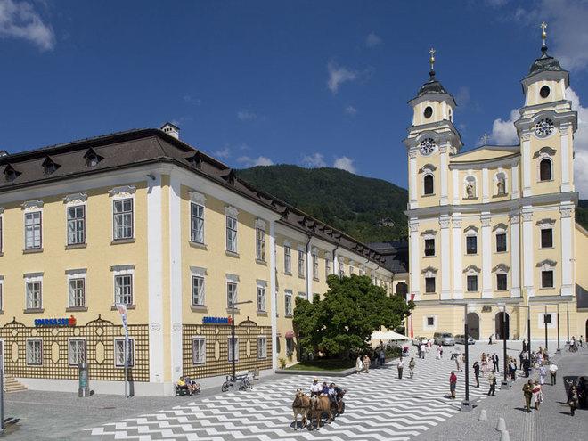 Basilika St. Michael Mondsee