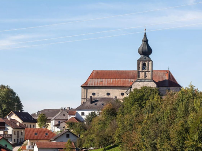 Pilgrimage Church