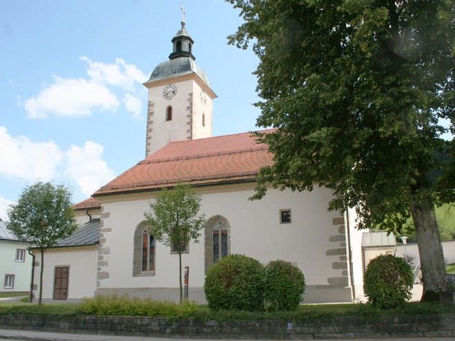 Parish Church of Pierbach