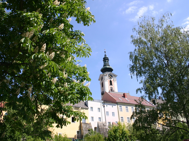 Stadtpfarrkirche - Katharinenmünster