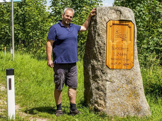 Fuchsnlucka und Koblbergpaß