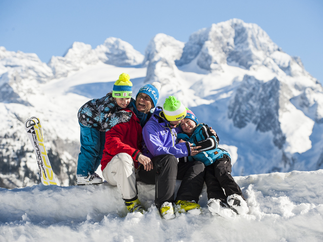 Skiregion Dachstein West - Gosau, Russbach, Annaberg