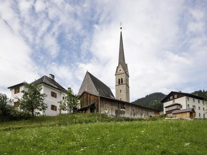 Katholische Kirche Gosau