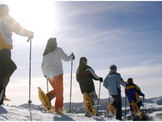 Schneeschuhverleih - Tourismusinformation