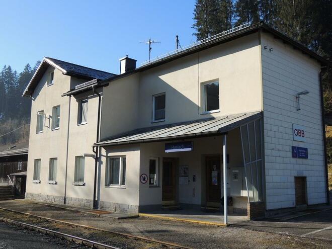 Bahnhof Haslach an der Mühl