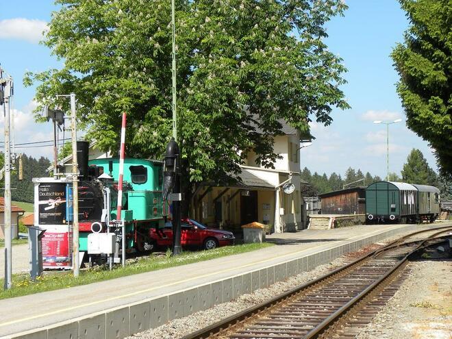 Bahnhof Rohrbach-Berg
