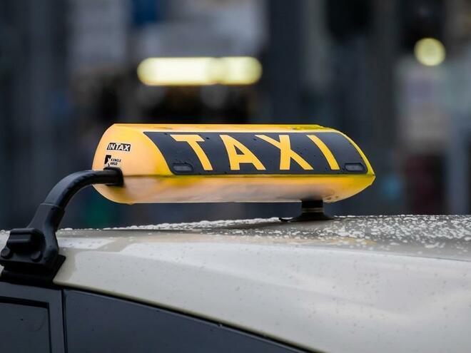 Taxi Greiner Brigitta