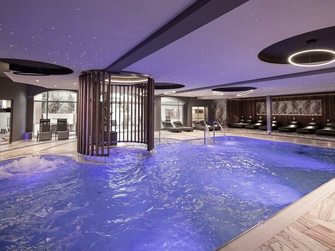 Hallenbad - Hotel Almesberger - auf Anfrage!