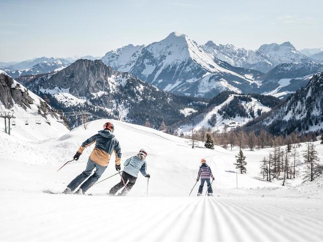 Skigebiet Wurzeralm, meine Winterwelt - Spital am Pyhrn