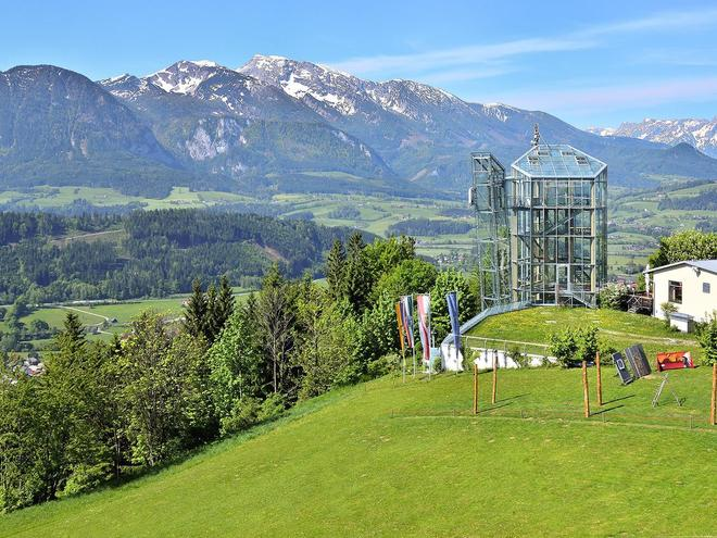 Nationalpark Panoramaturm Wurbauerkogel
