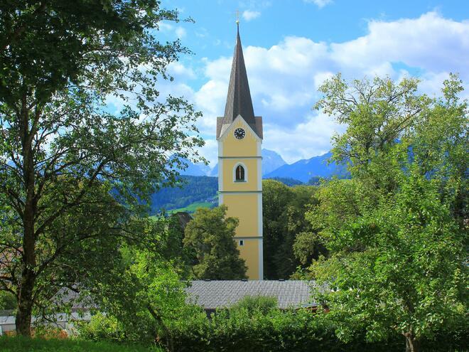 Pfarrkirche St. Jakob Windischgarsten