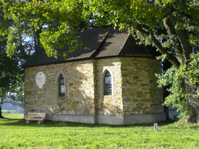 Lime famer's chapel