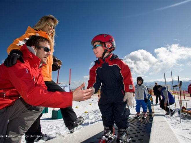 Ski and snowboard school Feuerkogel