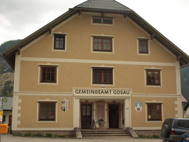 Municipal Office Gosau
