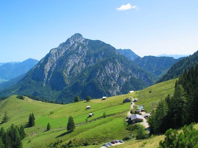 Postalm Hiking Area