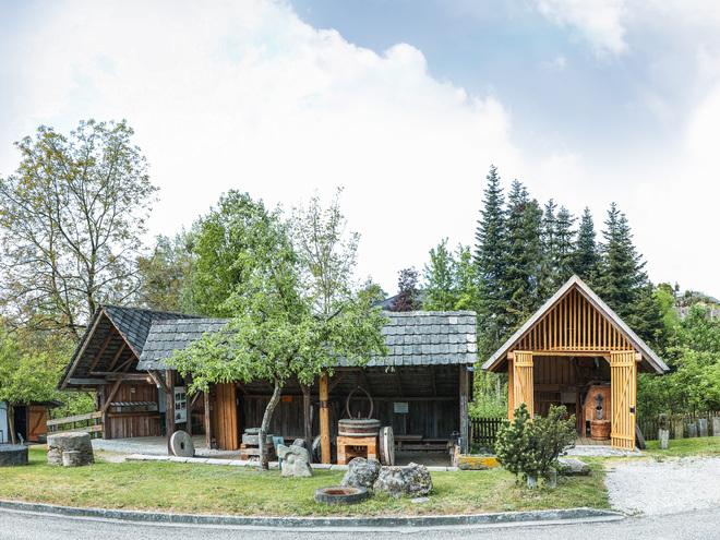Freilichtmuseum Steinbrecherhaus Perg