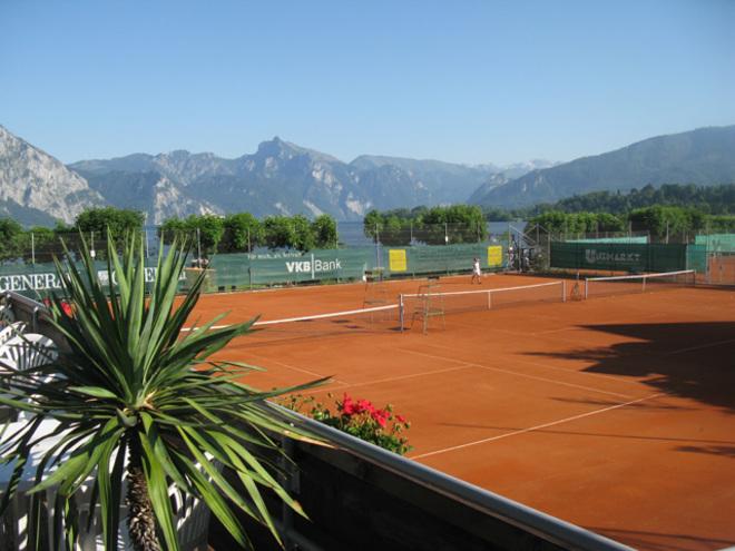 Tennisplatz Altmünster